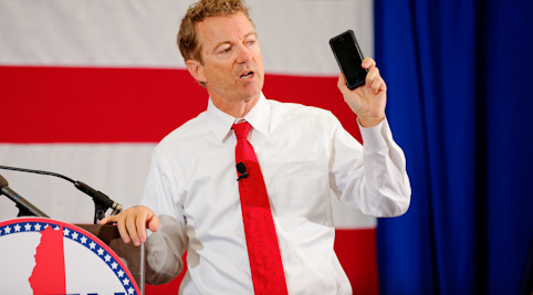 Rand Paul at FITN Summit: 'When Someone Asks for a Lawyer, We Don't Tell Them to Shut Up'