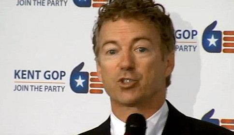 Rand Paul Speaks To Kent GOP In Grand Rapids, Michigan (Video)