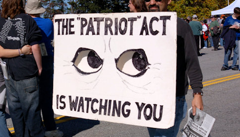NSA Program Could End This Month If Patriot Act Fails To Renew