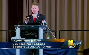 'It's Rand Paul And No One Else,' Says Baltimore County Libertarian