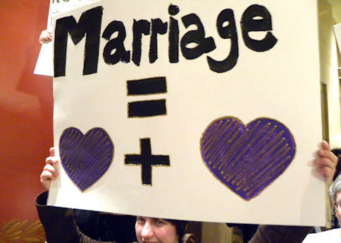 If Marriage Is Between Two People, Why Is The Government Involved?