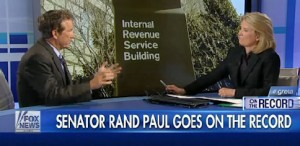 It's So Bad, So Big, So Ugly That Rand Paul Wants The Tax Code Gone