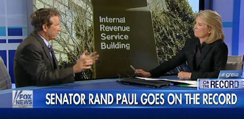 It's So Bad, So Big, So Ugly That Rand Paul Wants It Gone