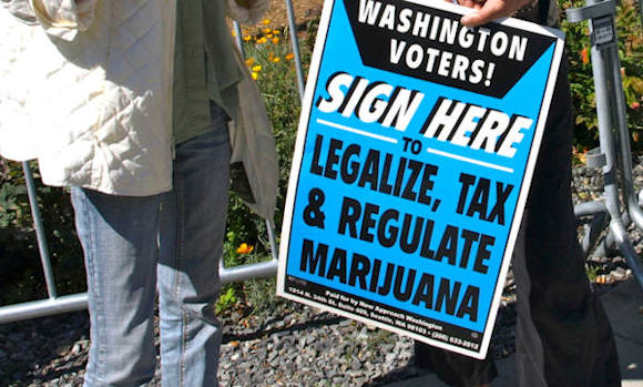 Legal Pot? Let the States Decide!