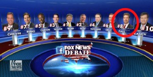Who's In The First GOP Debate? Rand Paul, Of Course
