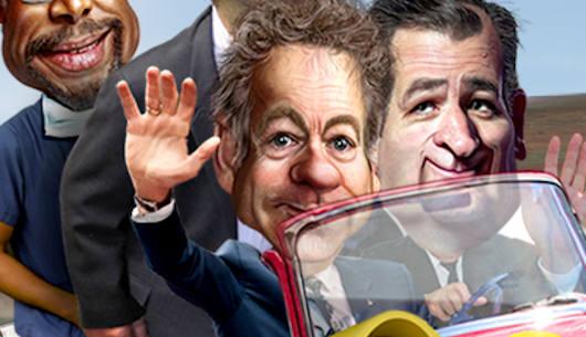 How Rand Paul's Still Winning Despite Low Polls