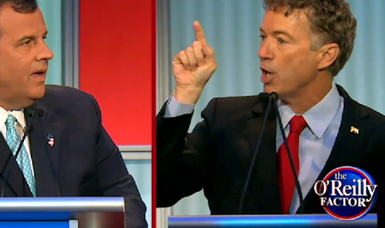 How Rand Paul Rocked The First GOP Debate
