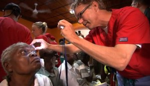 Will Eye Surgery in Haiti Cost Paul Valuable Campaign Time?