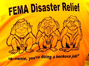 Wasted Money! FEMA Pays For Disaster Twice