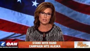 Paul Talks Taxes, Millennials and Hillary With Sarah Palin