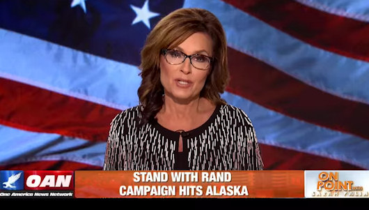 Paul Talks Taxes, Millennials and Hillary With Sarah Palin