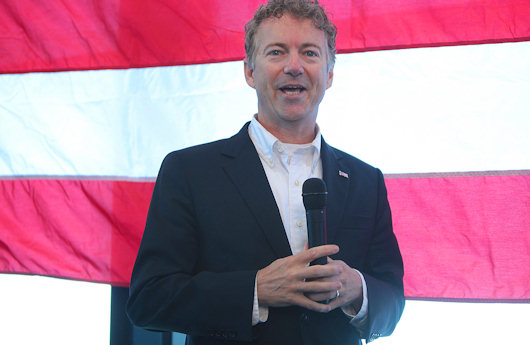 Lower Taxes & Make Government Smaller! Rand Paul Plans Farewell Party For The IRS