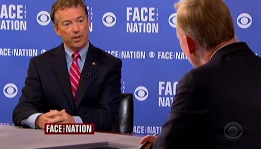 Syria Crisis Shows How Rand Paul's Foreign Policy Is The Best Choice