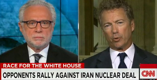 Is Rand Right About The Iranian Nuclear Deal?