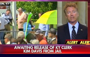 Does Rand Paul Have A Solution To Kim Davis Controversy?