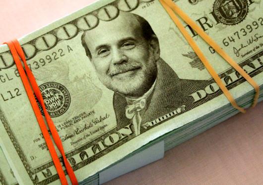 Rand Paul Targets Ben Bernanke During Third GOP Debate