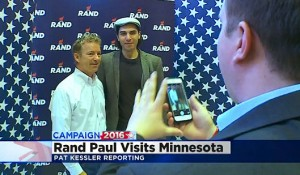 Paul to Minnesota Students: 'You Can't Have Lower Taxes If You Want Free Stuff'
