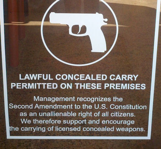 Will Concealed Carry In Washington D.C. Help Prevent Terrorist Strikes?