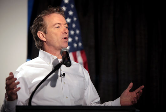 We Missed You! Rand Paul Brings Back Sanity To GOP Debate