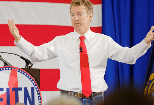 Rand Paul Turns To Iowa To Show Polls Wrong About Him