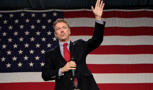 Rand Paul Rejects Limitations Of Republican Debate