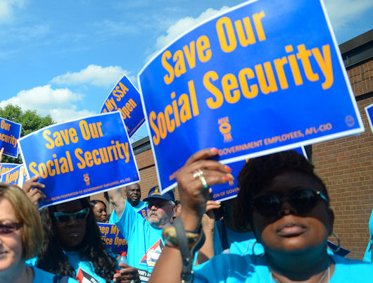 Rand Paul Willing To Make Hard Calls On Social Security Reform