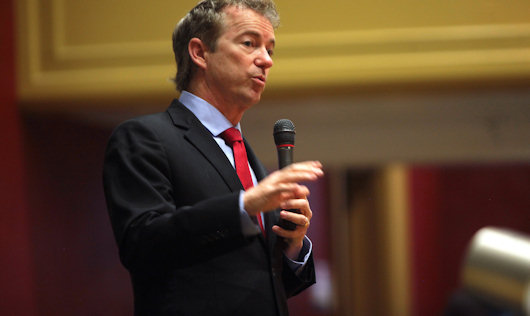 Without Rand Paul's Tough Questions, The GOP Race Lacks Substance