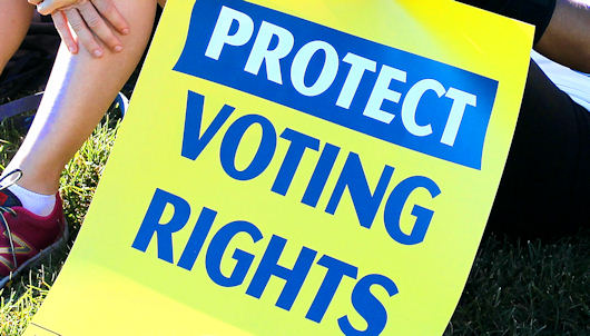 Liberty Called! She Said Restore Voting Rights For Ex-Felons
