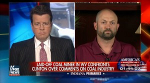 Out-of-Job Coal Miner Confronts Hillary In West Virginia