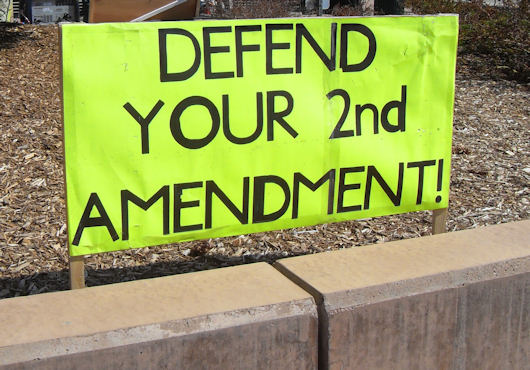Federal Judge Joins Fight To Restore 2nd Amendment To D.C.