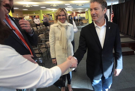 Reddit Nominates Rand Paul For Vice President
